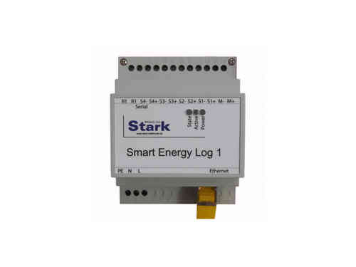 Smart Energy Log1-Datenlogger für Smart Metering mit M-Bus Master